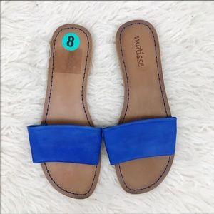 NEW Matisse Garden Slides Sandals Nordstrom Anthro